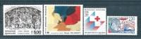 France  Timbres  De 1988   N°2553 A 2556  Neuf  ** Vendu Prix De La Poste - Ungebraucht