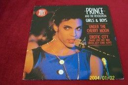 PRINCE  °  AND THE REVOLUTION  GIRLS & BOYS  °°  MAXI - 45 T - Maxi-Single