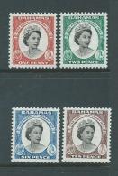 Bahamas 1959 Stamp Anniversary Set Of 4 MNH - Bahamas (1973-...)