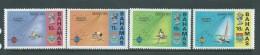 Bahamas 1972 Munich Olympic Games Set Of 4 MNH - Bahamas (1973-...)