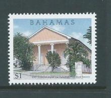 Bahamas 1999 Historical Society $1 Single MNH - Bahamas (1973-...)