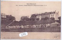 DINARD-- LE GRAND HOTEL DE LA PLAGE ET DU CASINO - Dinard