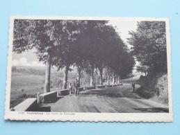 La Route De RECOGNE ( 1540 ) Anno 19?? ( Zie Foto Voor Details ) !! - Neufchateau