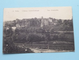 Château Sainte-Gertrude MOHA ( 6 ) Anno 1925 ( Zie Foto Voor Details ) !! - Wanze