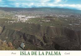 Isla De La Palma Multi View Postcard 2scans - La Palma