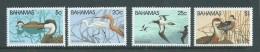 Bahamas 1981 Bird Wildlife I Set Of 4 MNH - Bahamas (1973-...)