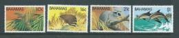 Bahamas 1982 Animals  Wildlife II Set Of 4 MNH - Bahamas (1973-...)