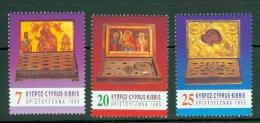 Cyprus: 1995   Christmas     MNH - Chypre (République)