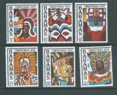 Bahamas 1979 Christmas Set Of 6 MNH - Bahamas (1973-...)