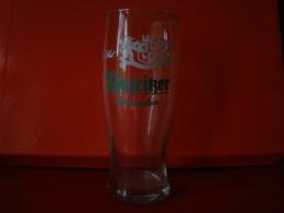 Verre Kostritzer Scharzbier - Glazen