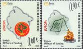 4.- 054 MONTENEGRO 2007. EUROPA SCOUTS - Movimiento Scout