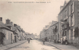 35- ST- BRICE -EN -COGLES  /  RUE  D'ANTRAIN - Autres Communes