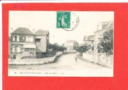 80 BRIGHTON FRANCAIS Cpa Animée Rue Du Phare      90 LL - France