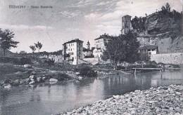 MILLESIMO-FIUME BORMIDA-VG 1914-BUONA CONSERVAZIONE-VEDI OFFERTA SPECIALE IN SPESE DI SPEDIZIONE-2 SCAN - Savona