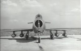 Photographie D´époque/Avions Marcel DASSAULT/Avion De Combat à Identifier/Vers 1970   AV14 - Aviation