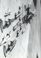 Photographie D´époque/Avions Marcel DASSAULT/Avion De Combat/avec équipements /à Identifier/ CEV Cazaux/Vers 1965   AV17 - Aviation