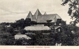 Uganda Namirembe Cathedral - Ouganda