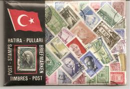 Lot De Timbres Turquie Turkey Turkei - Collections (sans Albums)