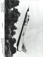 Photographie D´époque/Avions Marcel DASSAULT/Avion De Combat/Mirage III E/Vers 1960-65  AV20 - Aviation