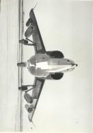 Photographie D´époque/Avions Marcel DASSAULT/Avion De Combat/Etendard IV/Vers 1961  AV21 - Aviation