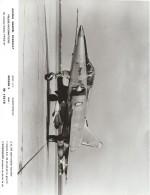 Photographie D´époque/Avions Marcel DASSAULT/Avion De Combat/Mirage 5 /Vers 1967  AV22 - Aviation