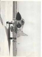 Photographie D´époque/Avions Marcel DASSAULT/Avion De Combat/Mirage III C /CEV Cazaux/ /Vers 1961  AV23 - Aviation