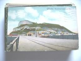 Gibraltar Rock From Commercial Mole - Gibraltar