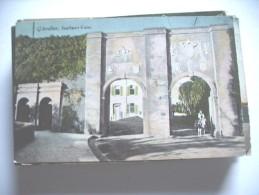 Gibraltar Southport Gates Old - Gibraltar