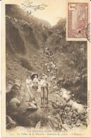 GUADELOUPE ILLUSTREE LA VALLEE DE LA MATYLIS 1912 - Basse Terre
