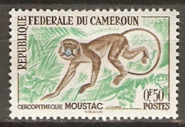 CAMEROUN      -     SINGE   MOUSTAC    -    Neuf * - Monkeys