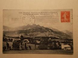 Carte Postale - St PAUL LES MONESTIER (38) -  Vue Générale (198/30A) - Autres Communes