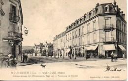 68 MULHOUSE  Faubourg De Colmar - Mulhouse