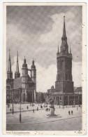 Halle Old Postcard Not Travelled Bb160425 - Halle (Saale)