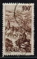 Saarland 1949, Michel# 288 O - 1947-56 Allierte Besetzung