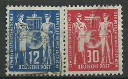 DDR  1949, Nr. 243/44, Gestempelt - DDR