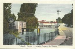 Thomar - Avenida Marquez De Thomar - Leiria