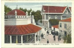 Thomar - Capela De S. Gregorio E Vila Thomé - Leiria