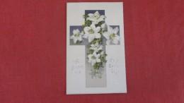 Silk  --- Easter  ==  Ref  2189 - Fancy Cards