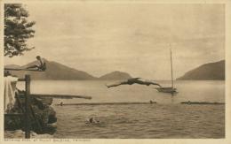 TT DIVERS / Bathing Pool At Point Baleine / - Trinidad