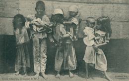 TT DIVERS / Coolie Children / - Trinidad