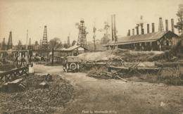 TT DIVERS / On Oilfield / - Trinidad