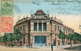 UY MONTEVIDEO / Teatro Urquisa / - Uruguay