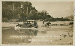 VE BARAQUISIMETO / El Paso Del Rio Furbio / BELLE CARTE PHOTO - Venezuela