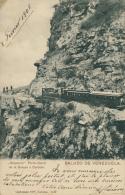 VE GUAYRA / Boqueron Ferro Carril De La Guayra A Caracas / - Venezuela
