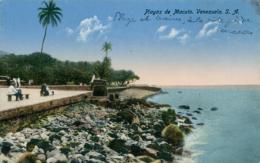 VE MACUTO / Playas De Macuto / - Venezuela