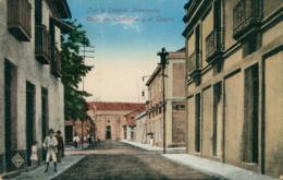 VE PUERTO CABELLO / Calle Del Comercio Y El Teatro / - Venezuela