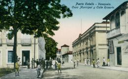 VE PUERTO CABELLO / Casa Municipal Y Calle Ricaurte / - Venezuela