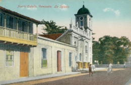 VE PUERTO CABELLO / Puerto Cabello, La Iglesia / - Venezuela