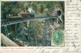 VE VALENCIA / Viaducto Agua Amarilla / - Venezuela