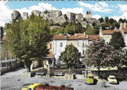 Le Caylar Place Et Roc Castel - France